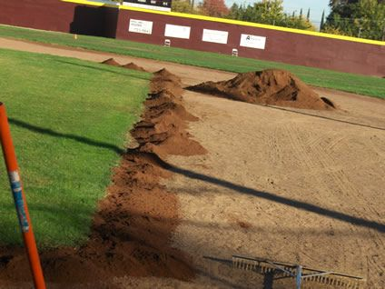 Baseball Field Maintenance Blog