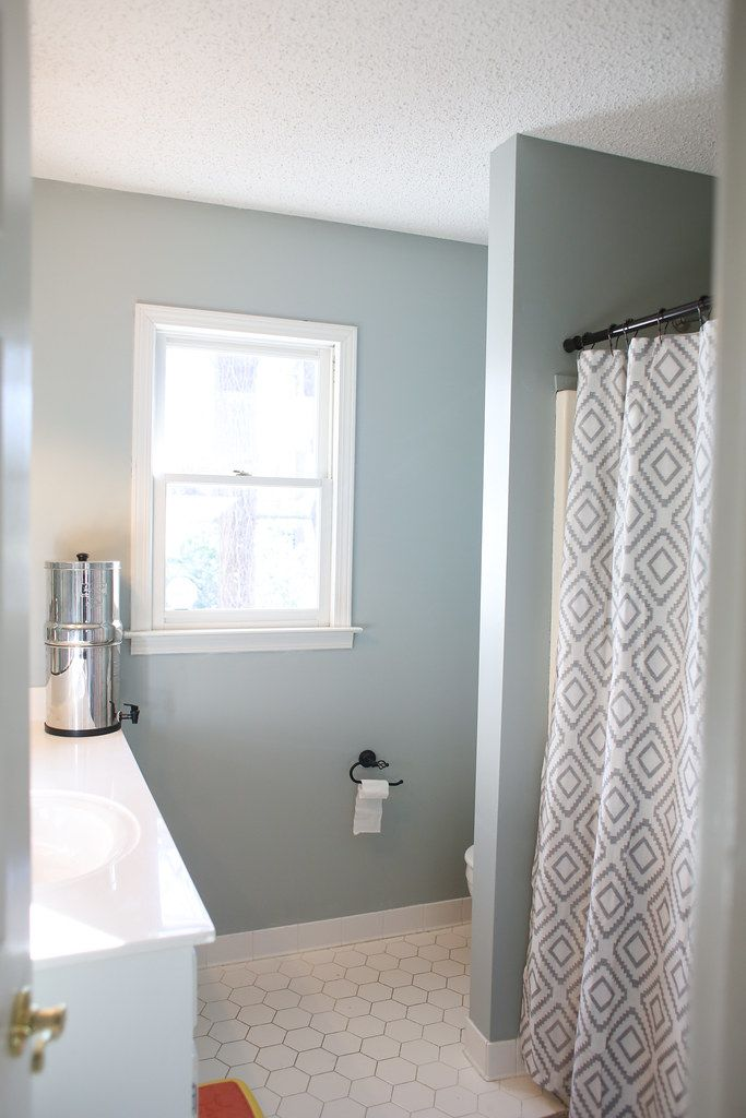Bathroom Before And After Bathroom Paint Colors