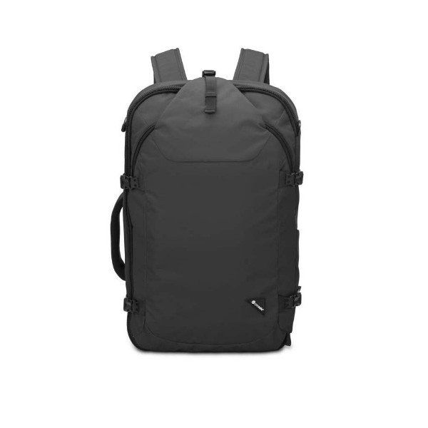 Pacsafe Venturesafe EXP45 Anti-theft Carry on 45 litre travel backpack black
