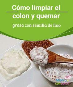 Cómo limpiar el colon y quemar grasa con semilla de lino ¿Quieres saber cómo limpiar el colon y quemar grasa con semilla de lino? Entérate de cómo hacerlo leyendo este artículo. ¡Te va a encantar!