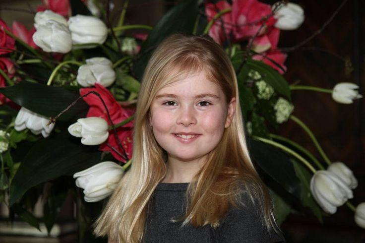 Portretfoto's van de Prinses van Oranje   Foto en video   Het Koninklijk Huis