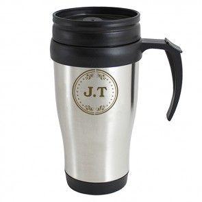 Initials Travel Mug