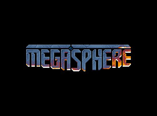 "MegaSphere System: PC (Windows + Mac) Release: TBA Developer: Anton Kudin Website: antonkudin.me / antonkudin.tumblr.com Video: Pre-Alpha Gameplay Description: ""MegaSphere is a sci-fi themed action platformer with a big shiny gun, mad battle robots and unpredictable world that is different each time you play. Fight enemies, search for loot, hack AI's, upgrade weapons and your suit. No hand holding, no tutorials — play like a grown-up!."""