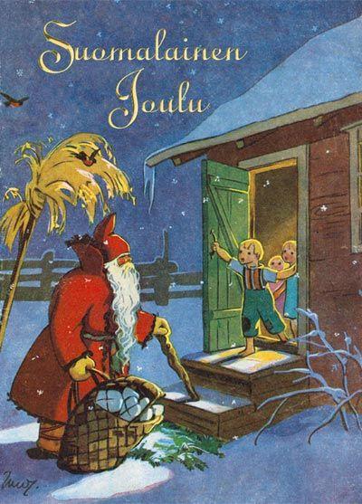 "Martta Wendelin--""Finnish Christmas"""