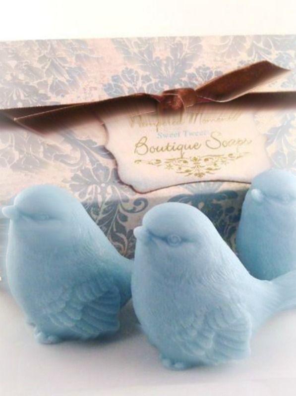 Love Bird cottage soaps ~ Debbie Orcutt  ❤