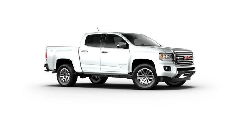 2015/2016 GMC Canyon SLT
