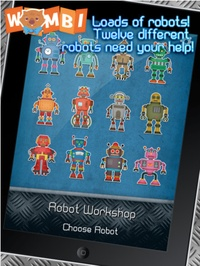 Good Free App of the Day #2: Robot Workshop! (Limited Time!): Worth Reading, Robots Puzzles, Robots Workshop, Behavior Modifications, Free App, Books Worth, Limited Time, Excel Robots