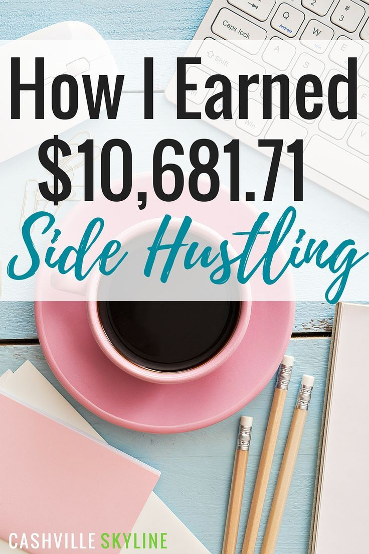 Last year, I made almost $11,000 from side hustles! Learn how I earned extra income through blogging, freelance writing, social media consulting, tech support, and stock dividends. Side hustling has totally transformed my finances!