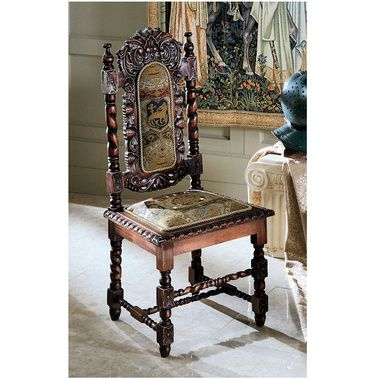 Gothic & Medieval Chairs - Chairs - Furniture - Design Toscano