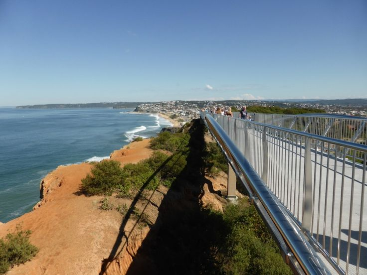 Must do in Newcastle, Australia. The newly opened Newcastle Memorial walk, in honor of the WWI vets.