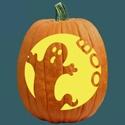 Pumpkin Carving Pattern