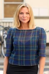 Not a very informative article, but more people dealing publicly with anxiety. Samantha Womack speaks out.
