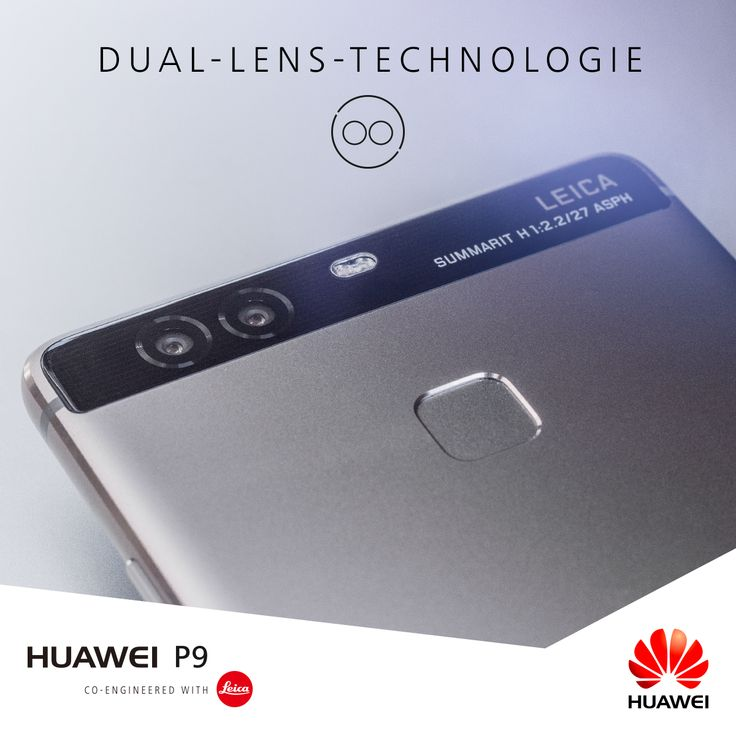 Die Dual-Lens-Technologie der Leica Kamera macht das #HuaweiP9 zu einem einzigartigen Smartphone. Auf einer Skala von 1 bis 10: Wie wichtig ist euch die Kamera beim Smartphone? #OO