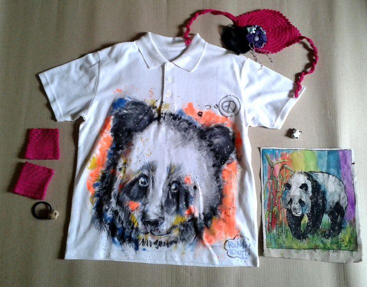 Kunst zum tragen...set... von Galerie MIZUMI auf DaWanda.com