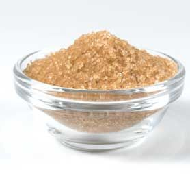 """""""Brown Sugar and Honey Facial Scrub""""   This is probably my favorite one. Brown sugar exfoliates the skin ridding the pores of all dirt, oil and dead skin cells causing blemishes. Honey is naturally antibacterial, so as the brown sugar scrubs away the things clogging pores, the honey cleans out the sources of the buildup to prevent future breakouts. [InspiringPretty.com]"""