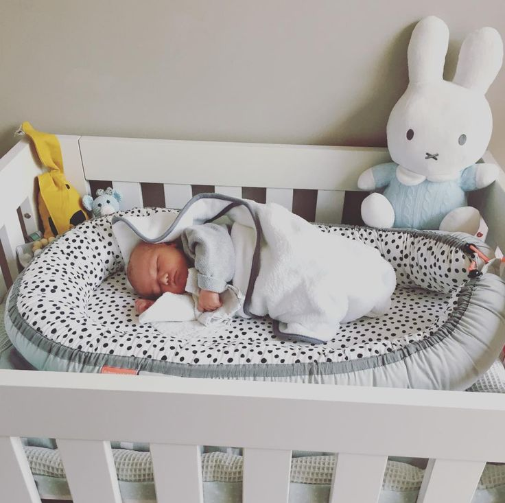 Sleep tight little one 😴 looking so snuggly in his Done By Deer Cozy Nest!  _ #donebydeer #cozynest #sleeptime #naptime #nursery #nurseryinspo #baby #babylove #babystyle #babyshop #babylife #babyvillage #repost  📷  @by_sher | @donebydeer | @danish_by_design