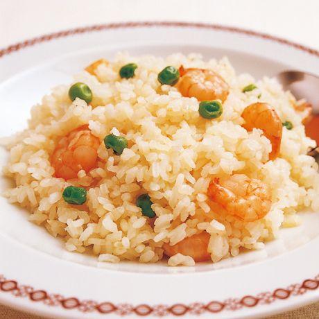 えびピラフ   脇雅世さんのピラフの料理レシピ   プロの簡単料理レシピはレタスクラブニュース