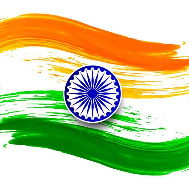 Abstract Indian Flag Theme Background Design Flag Of India 15 August Flag Of India Republic Day Flag Png And Vector With Transparent Background For Free Down Indian Flag Wallpaper Indian Flag