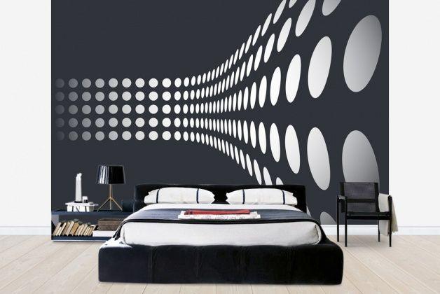3D Dots - Wall Mural & Photo Wallpaper