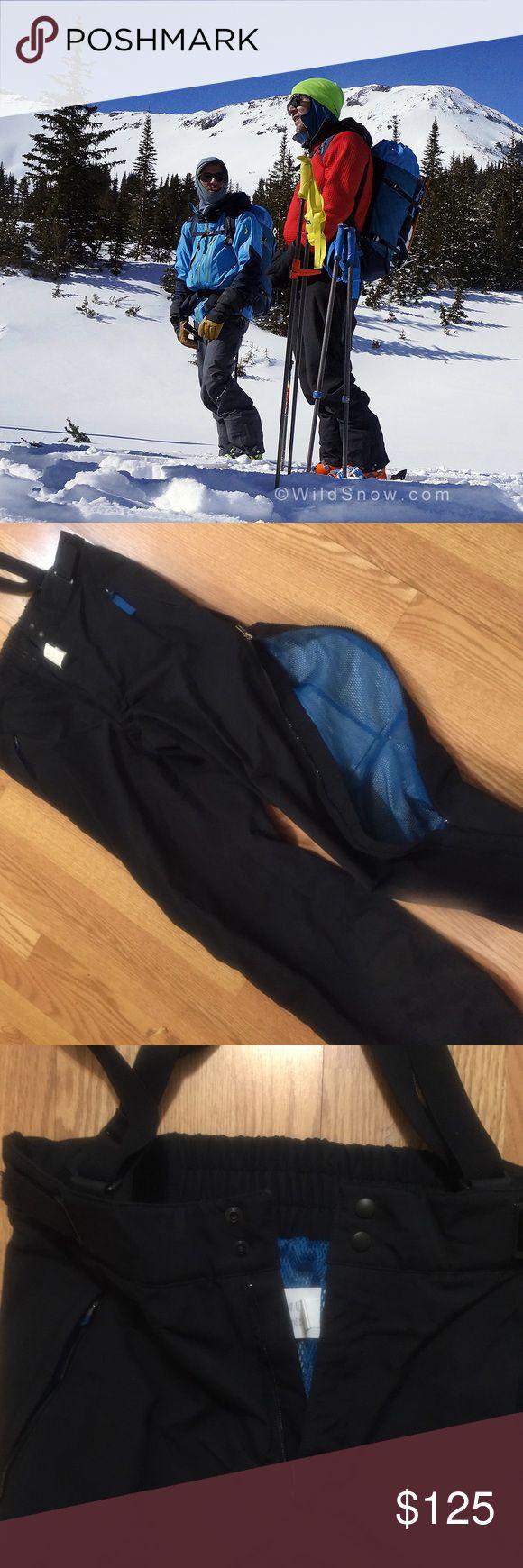 Patagonia ski pants BIBS Great condition. Barely used, perfect condition. Patagonia Pants