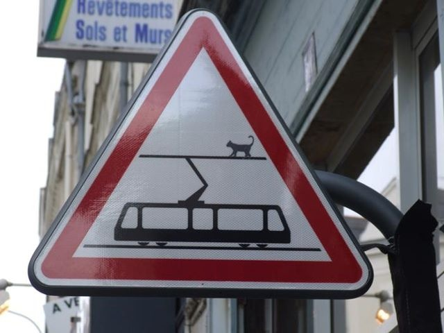 Le futur panneau du tram de Dijon ?