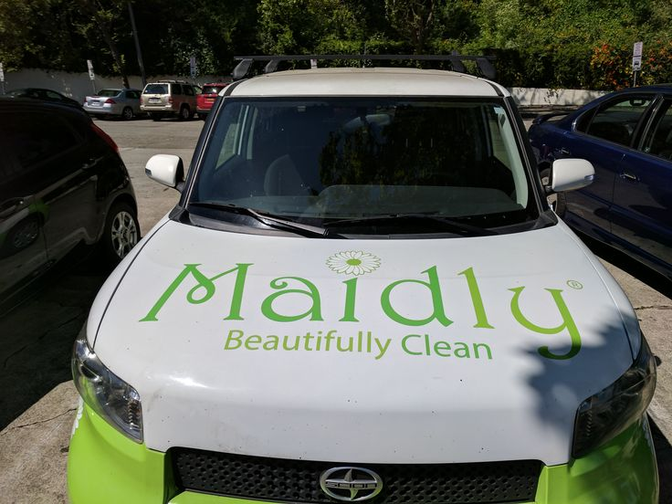 Maidly cleaning service.
