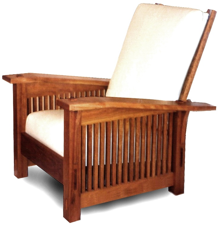 17 Best Images About Morris Chairs On Pinterest