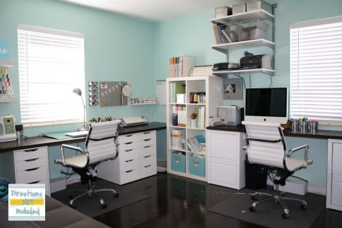 Amazing Craft Room / Office Space