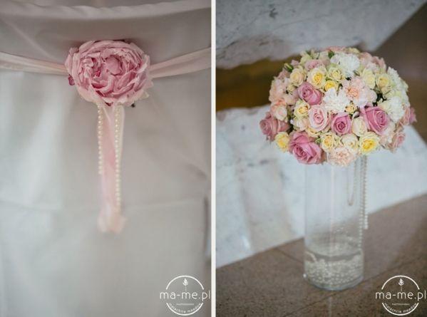 Agata I Michal Romantyczny Slub Flower Decorations Wedding Flowers Malachite