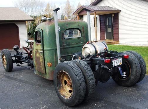 rat rod trucks   American Rat Rod Cars & Trucks For Sale