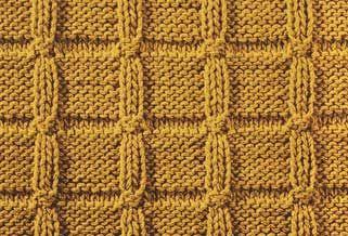 Tiles II - Stitch Sample