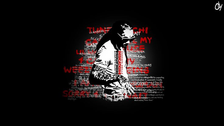 lil wayne rap wallpaper