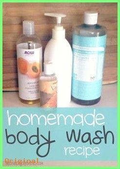 50+ Hautpflege – Körperwaschrezept – hausgemacht, natürlich und ungiftig. Mit Kastilienseif…