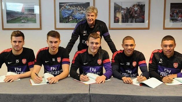 Banh 88 Trang Tổng Hợp Nhận Định & Soi Kèo Nhà Cái - Banh88.info(www.banh88.info)- Trang tổng hợp Điểm Tin Bóng Đá đầy đủ hàng đầu VN Tháng 12 năm 2012 Jack Wilshere Kieran Gibbs Aaron Ramsey Alex-Oxlade Chamberlain và Carl Jenkinson đã cùng nhau ký hợp đồng mới với Arsenal. Khi ấy HLV Arsene Wenger muốn xây dựng một Arsenal với nòng cốt là những người Anh có thể gọi chung là Trục Anh quốc.  Giáo sư đã tập hợp những cầu thủ được đánh giá cao nhất của Vương quốc Anh khi đó và khẳng định họ sẽ…