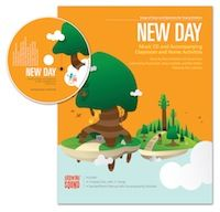 Growing Sound: New Day CD: Songs for Teaching® Educational Children's Music