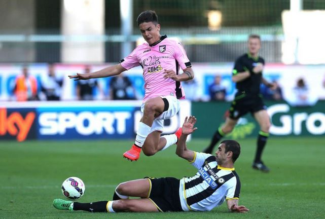 Chelsea 'bid £29million for Palermo striker and Arsenal transfer target Paulo Dybala', says agent