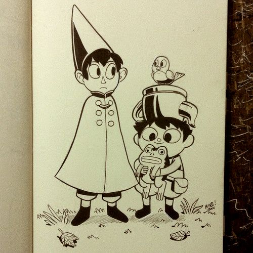 over the garden wall with wirt greg and beatrice plus on over the garden wall id=37192