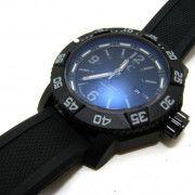 Jam Tangan Original Alexandre Christie Night Vision 6187N. Jam tangan Alexandre Christie yang bisa menyala dalam gelap, dilengkapi dengan strap karet yang lembut.