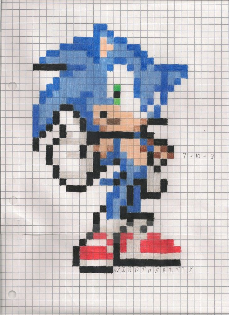 180 best images about Graph Paper Art on Pinterest | Perler bead ...
