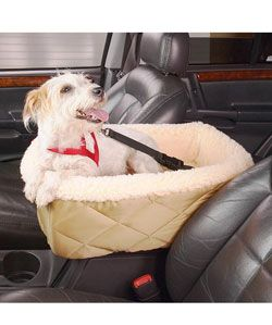 Shop for Small Dog Car Console Seat/Lookout and more for everyday discount prices at Overstock.com - Your Online Pet Carriers