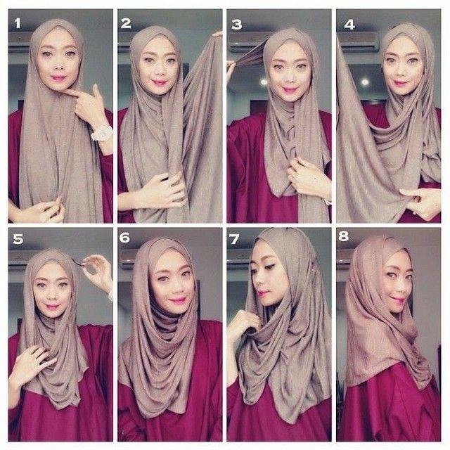 Tutorial Hijab Pashmina Terbaru Untuk Penampilan Modis Dan Elegan