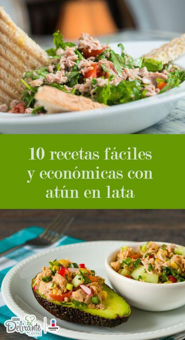 Ideas cenas faciles y sanas