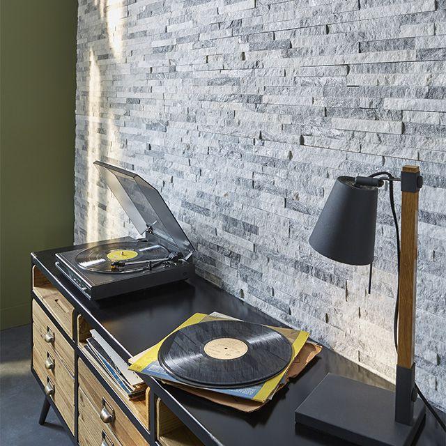les 25 meilleures id es de la cat gorie plaquette de parement sur pinterest plaquette parement. Black Bedroom Furniture Sets. Home Design Ideas