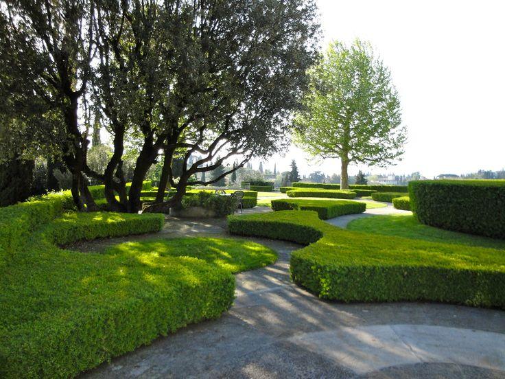 Afbeeldingsresultaat voor villa gamberaia