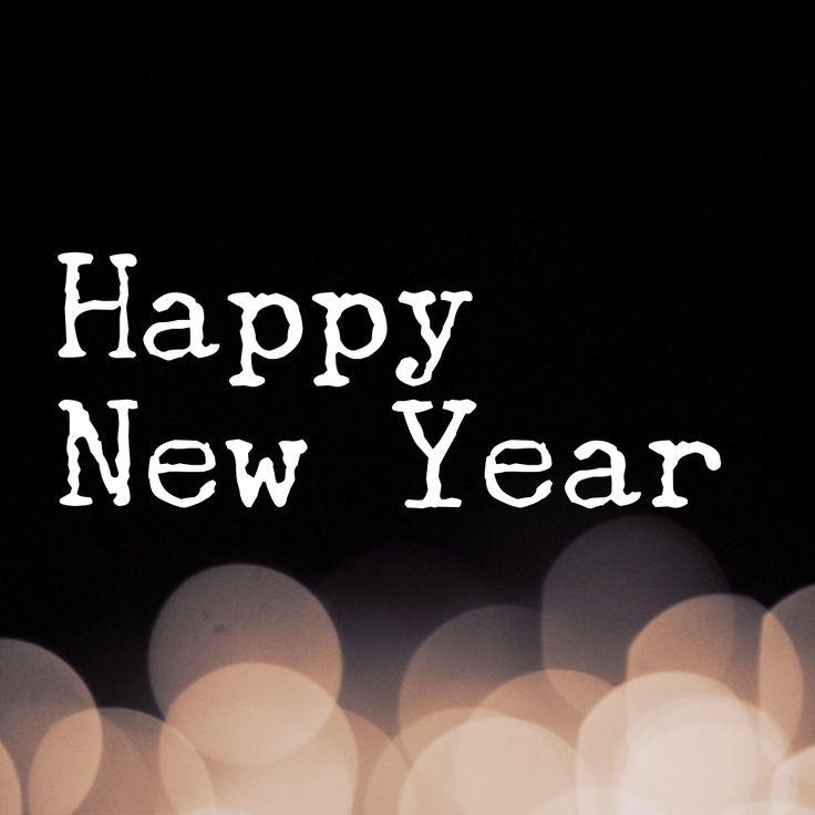 Happy New Year, Godt nytår