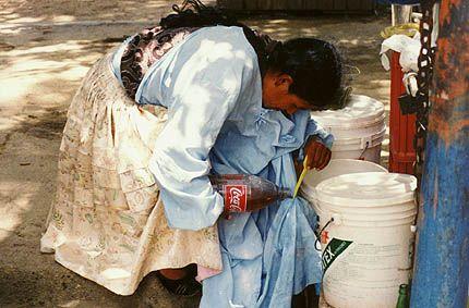 Doenças transmitidas por água e alimentos