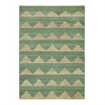 Arctic matta hampa - dark mint (grön) - Brita Sweden