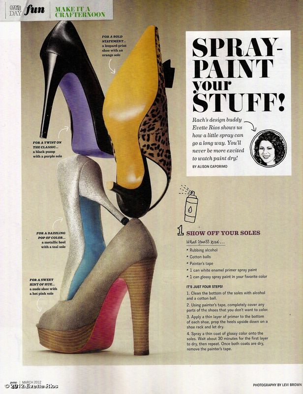 25 Best Ideas About Spray Paint Shoes On Pinterest Spray Painting Doily Art And Throw Pillow