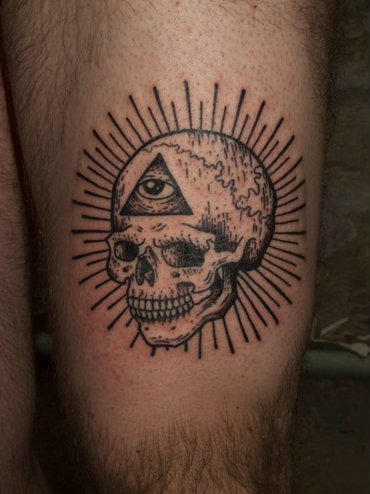 3rd eye // http://www.tin-tin-tattoos.com/ | Tattoo ...