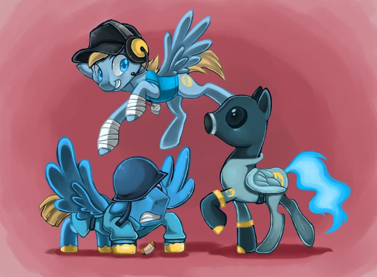 Mlp Tf2 Style Team Fortress Mlp Pony Team Fortress 2
